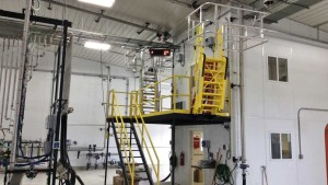 A&B Welding Builds A New Liquid Terminal Hub For Briggs Crop Nutrients