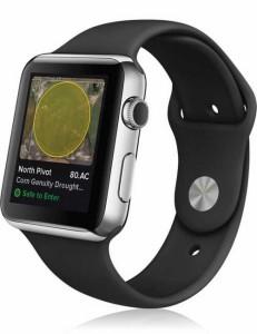 Agworld Apple Watch Farm Management