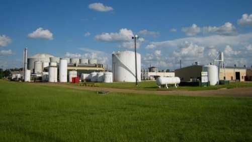 Biofuels Plant in Lousiana