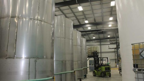 Liquid Tanks at Asmus Farm Supply
