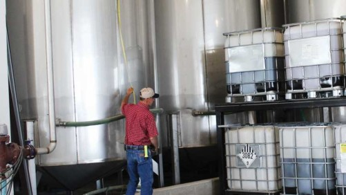 Measuring Bulk Tanks