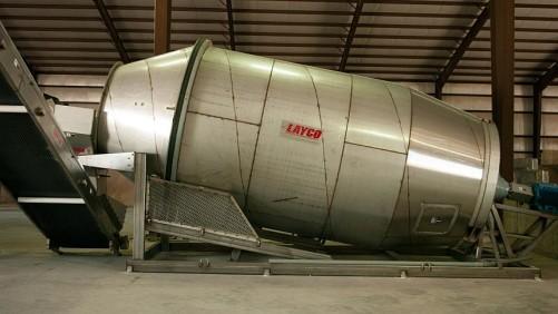 Yargus 13 ton blender