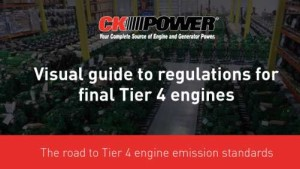 Visual Guide To Regulations For Final Tier 4 Engines (Infographic)