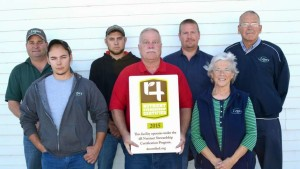 5 Legacy Farmers Cooperative Facilities Now 4R Nutrient Stewardship Certified