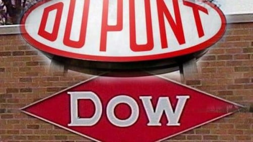 Dow Dupont merger