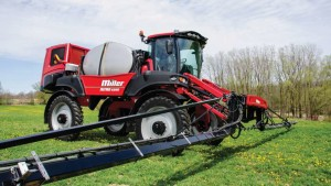 CNH Industrial Extends Miller Nitro Sprayer Distribution To Case IH