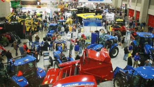 2016 National Farm Machinery Show overview