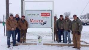Mercer Landmark Glenmore Branch Certified In 4R Nutrient Stewardship
