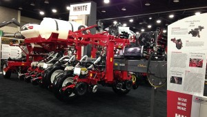 AGCO Showcases White Planters 9800VE Series Planters AT NFMS