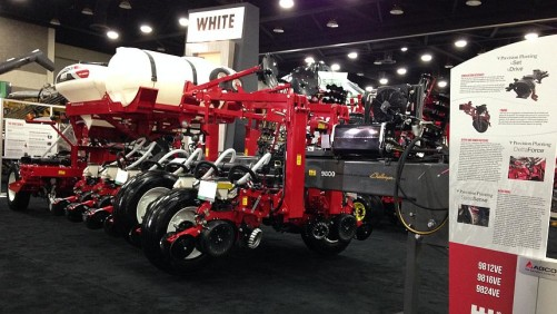 AGCO White Planters 9800EV Series Planter