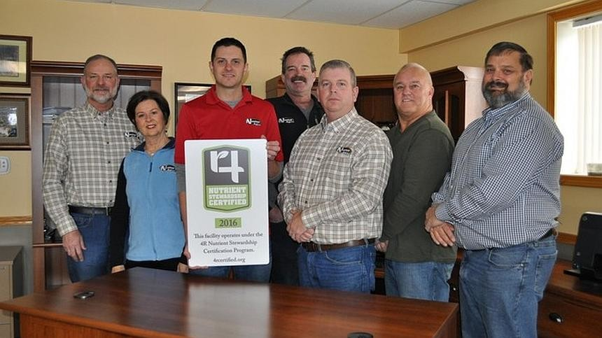 Nester Ag Achieves 4R Certified Status