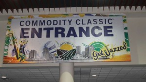 Commodity Classic Sign