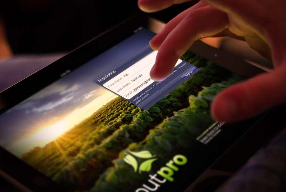 ScoutPro iPad