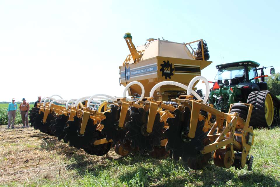Soil Warrior Tillage tool