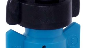 Greenleaf Technologies Launches New TurboDrop MKII Variable Rate Nozzles