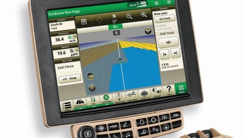 Deere - CommandCenter