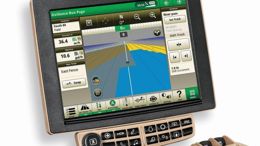 In-Cab Displays Meet New Precision Ag Demands