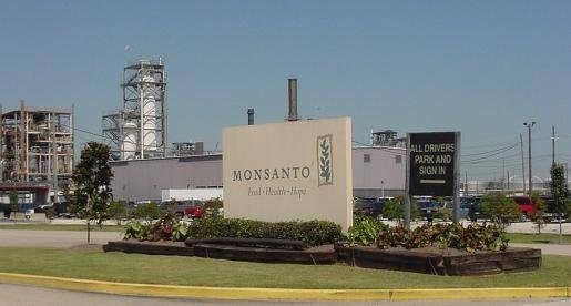 Monsanto Luling Plant