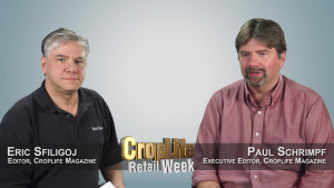 Bringing Crop Protection Products to Market, Ortho News, and the Corn Outlook for 2016