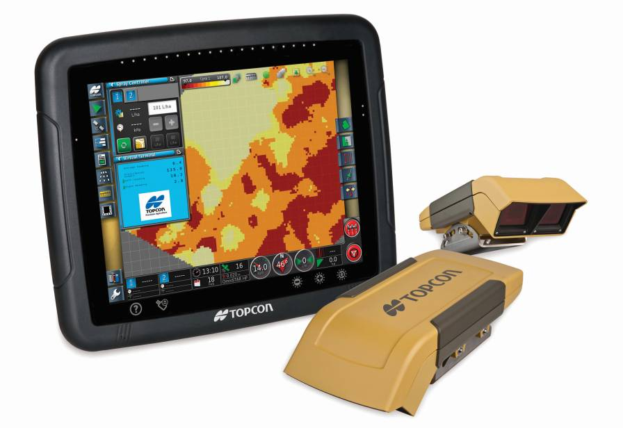 gps autosteer systems product updates from precision ag companies croplife. Black Bedroom Furniture Sets. Home Design Ideas