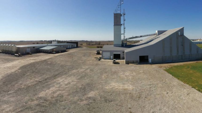 Marcus Construction Builds High-Speed Agronomy Center For Key Cooperative