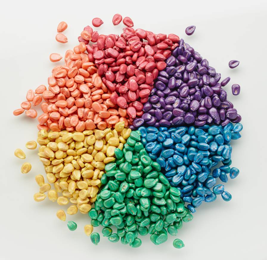 Clariant Seed Colorant
