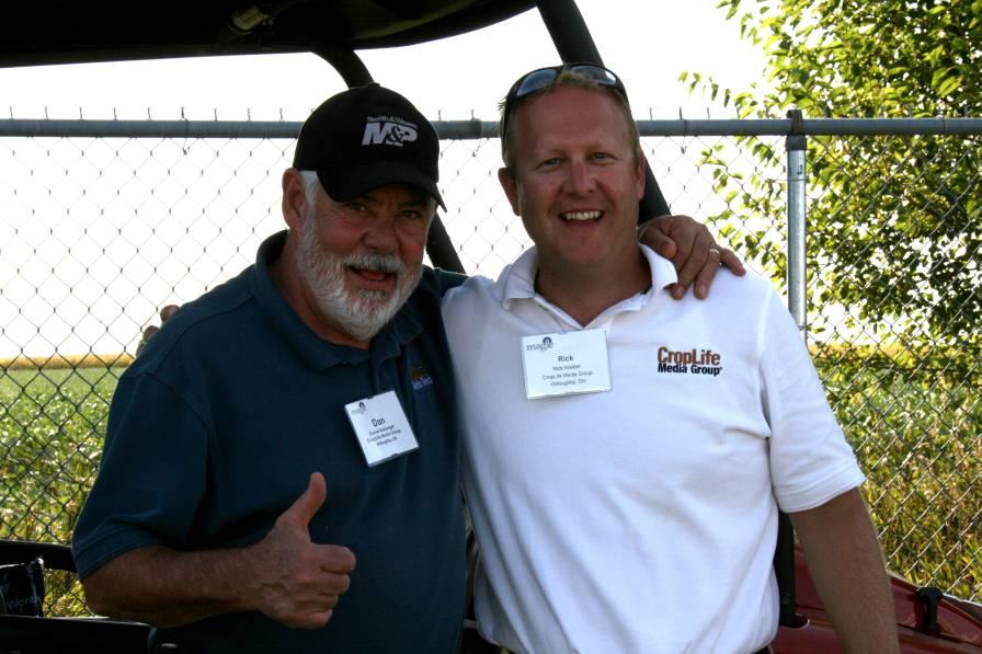 Dan Bellanger and Rick Welder