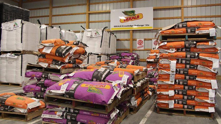 Monsanto: EU Approves Roundup Ready 2 Xtend Imports