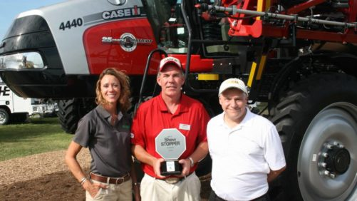 2016 ShowStopper | Case IH Patriot 4440 Sprayer