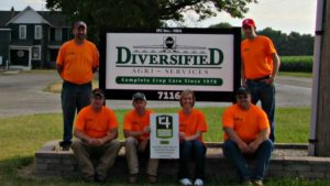 Diversified Agri-Services Certified In 4R Nutrient Stewardship