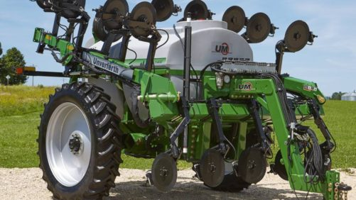 NutriMax liquid fertilizer applicator