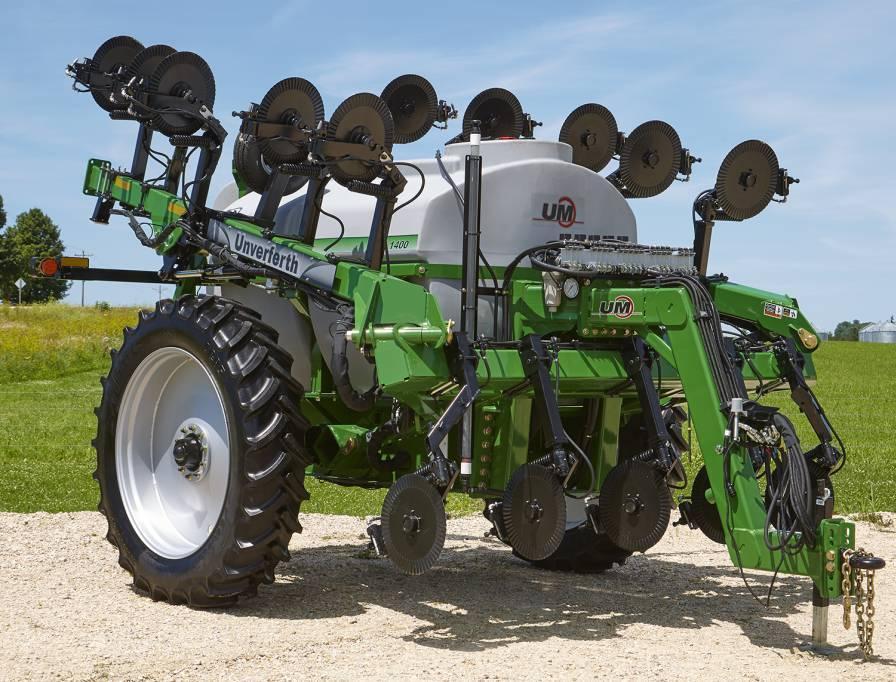 NutriMax liquid fertilizer applicator