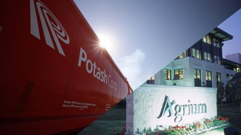 Potash Corp Agrium