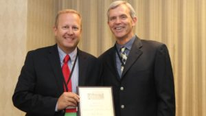MACA Names Rick Welder Ambassador Of The Year