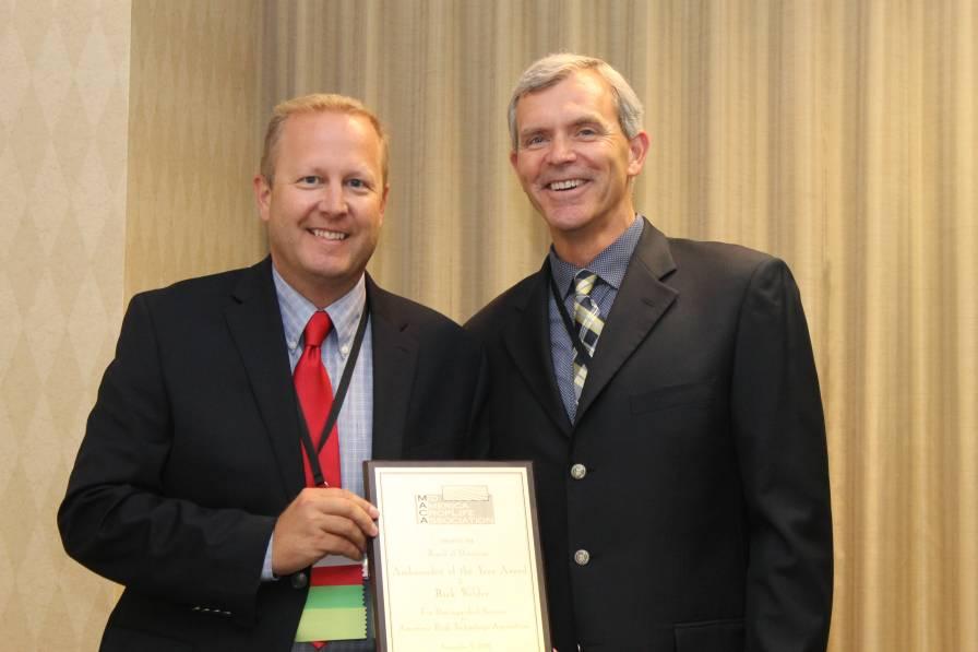 Rick Welder CropLife Ambassador Award