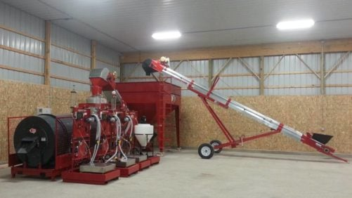 KSi Seed Treater at CPS