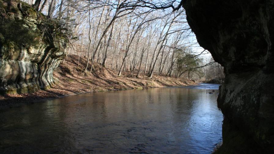Fall Creek Watershed