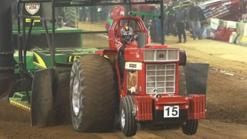 Championship Tractor Pull