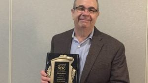 GROWMARK's Reifsteck Earns NCFC Director Of The Year Award