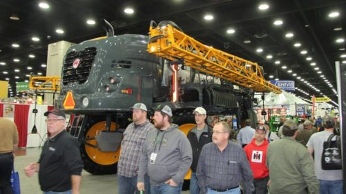 NFMS 17 Hagie Sprayer