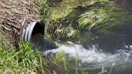 Water Drainage