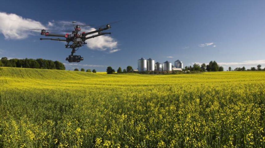 The Interest in UAVs for Agriculture Grows
