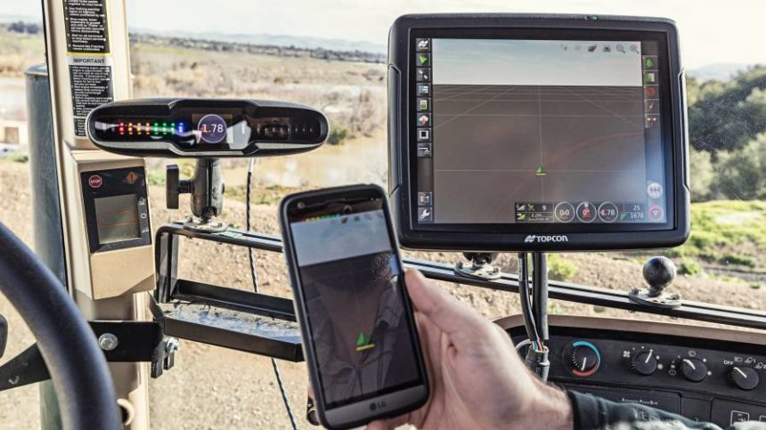 Still Early in the Game for Precision Agriculture