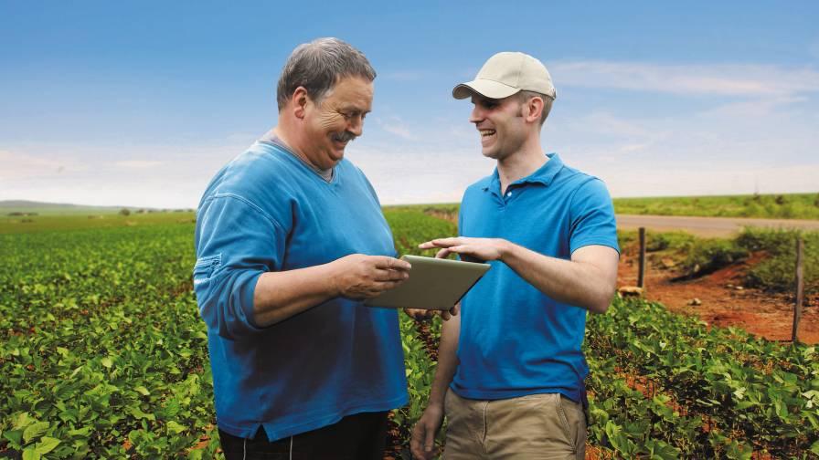 BASF Maglis tablet retailer grower