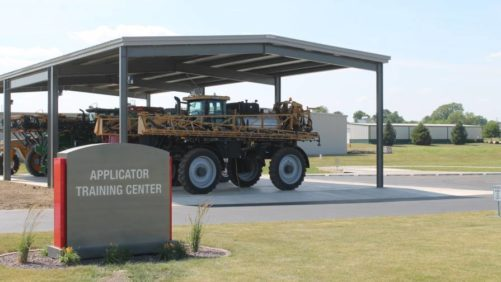 ASMARK AGCO Applicator Training Center
