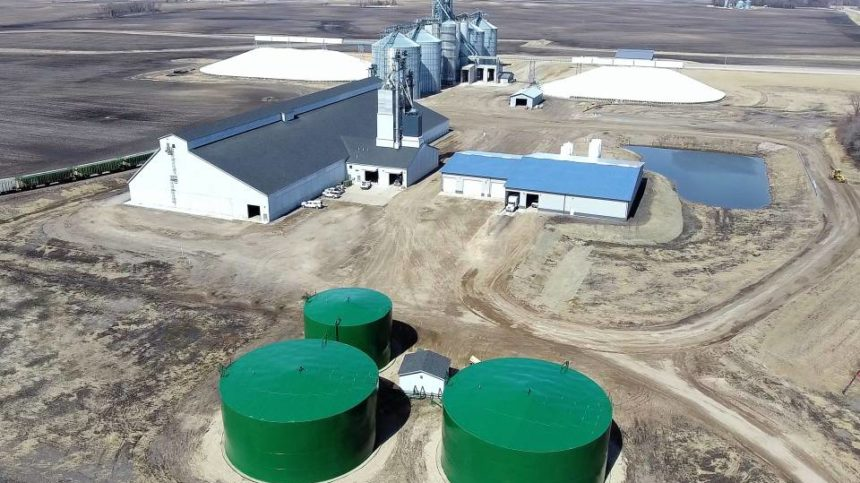 SMA Builds Mega Fertilizer Hub for United Farmers Cooperative