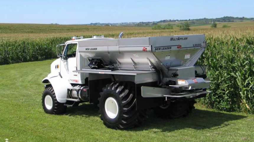 What Can Variable Rate Phosphorus Applications Do for You?