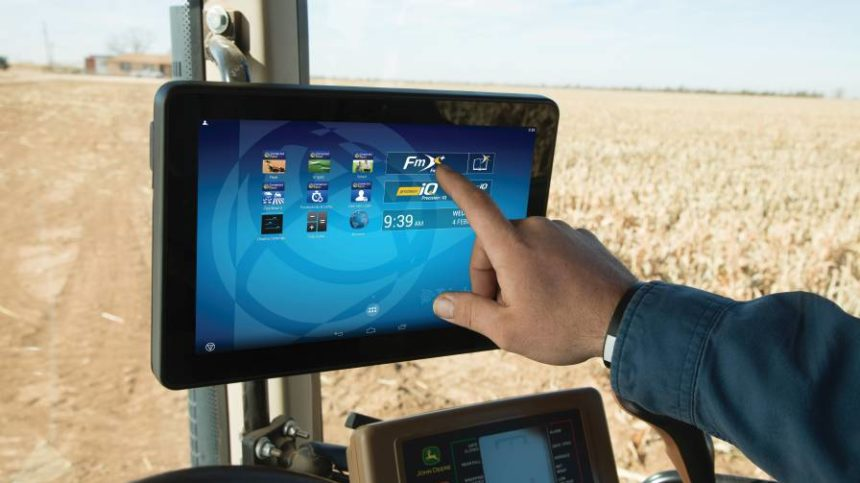GPS Auto Steer: Innovating in a Mature Market