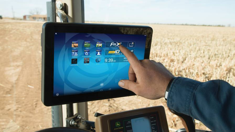 TMX-2050-In-Cab-Display-Launch-Run-Screen
