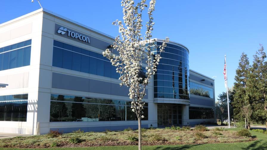 Topcon-GPS-factory-exterior